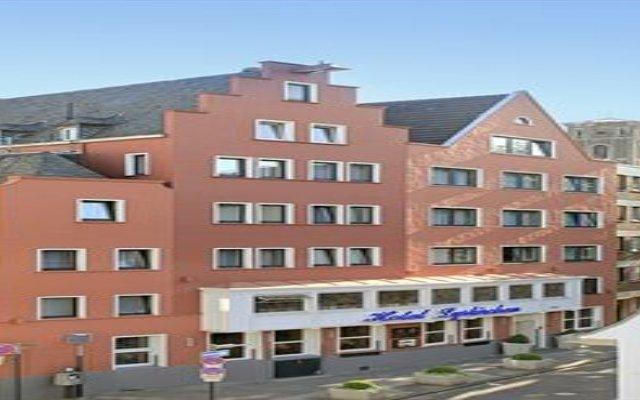 Отель Lyskirchen Германия, Кёльн - 2 отзыва об отеле, цены и фото номеров - забронировать отель Lyskirchen онлайн вид на фасад