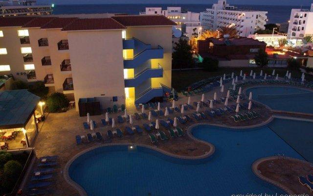 Vangelis Hotel & Suites вид на фасад