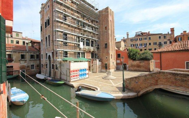 Отель City Apartments - Residence Terrace Gran Canal Италия, Венеция - отзывы, цены и фото номеров - забронировать отель City Apartments - Residence Terrace Gran Canal онлайн приотельная территория