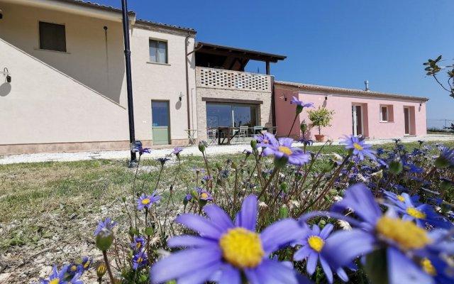 Отель B&B Ceresà Италия, Лорето - отзывы, цены и фото номеров - забронировать отель B&B Ceresà онлайн вид на фасад