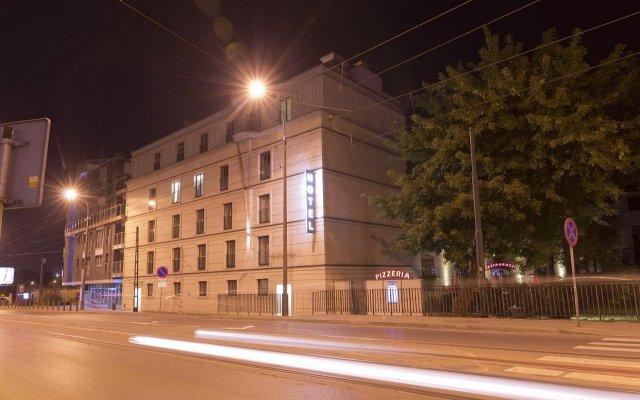 Niebieski Art Hotel & Spa вид на фасад