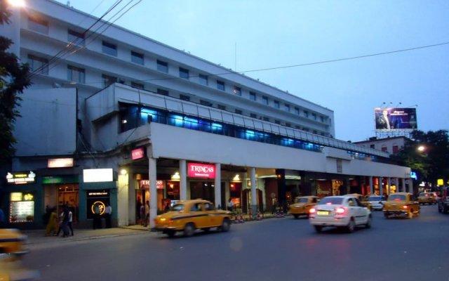 Отель The Park, Kolkata вид на фасад