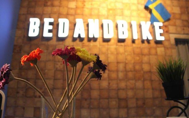 Хостел BedAndBike вид на фасад