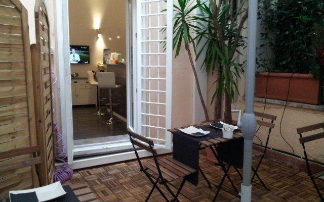 Отель Borgofico Relais & Wellness вид на фасад