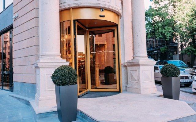 Отель Golden Palace Hotel Yerevan Армения, Ереван - отзывы, цены и фото номеров - забронировать отель Golden Palace Hotel Yerevan онлайн вид на фасад