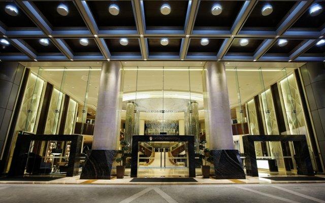 Отель InterContinental Kuala Lumpur Малайзия, Куала-Лумпур - 1 отзыв об отеле, цены и фото номеров - забронировать отель InterContinental Kuala Lumpur онлайн вид на фасад