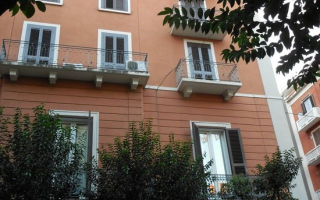 Отель Gatto Bianco Casa Dei Venti Бари вид на фасад