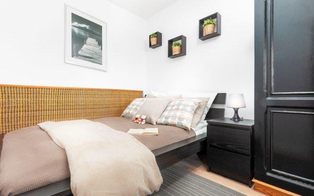 Отель Little Home - Violet Польша, Варшава - отзывы, цены и фото номеров - забронировать отель Little Home - Violet онлайн комната для гостей