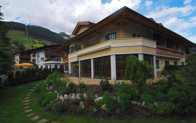 Hotel Garni Forelle вид на фасад