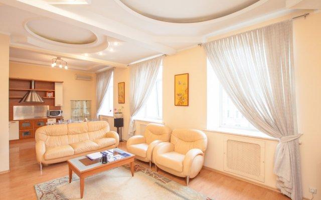 Апартаменты TVST Apartments 1 Tverskaya-Yamskaya 13 комната для гостей