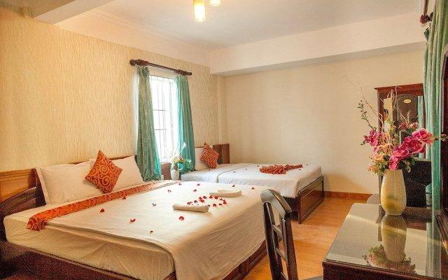 Отель Galaxy 2 Hotel Вьетнам, Нячанг - отзывы, цены и фото номеров - забронировать отель Galaxy 2 Hotel онлайн комната для гостей