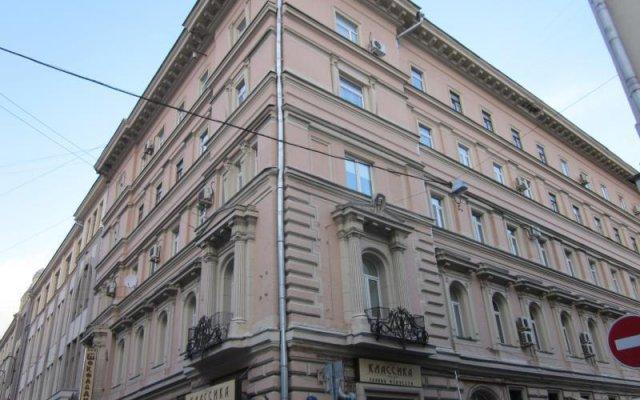 Гостиница iVAN Hostel в Москве - забронировать гостиницу iVAN Hostel, цены и фото номеров Москва вид на фасад