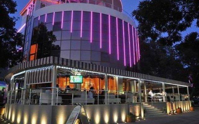 Отель Kompass Hotels Magnoliya Gelendzhik Большой Геленджик вид на фасад