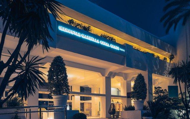Отель Iberostar Marbella Coral Beach вид на фасад