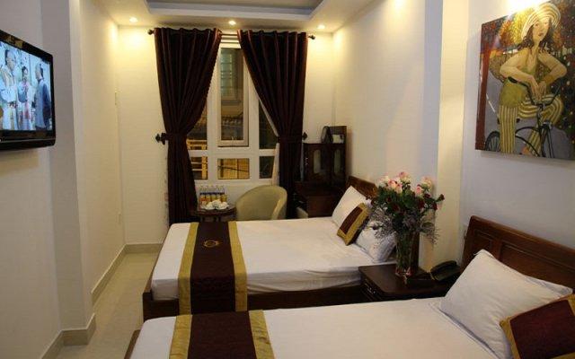 Tam Dung 2 Hotel Далат комната для гостей