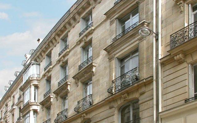 Отель Bridgestreet Opera Apartments Франция, Париж - отзывы, цены и фото номеров - забронировать отель Bridgestreet Opera Apartments онлайн вид на фасад