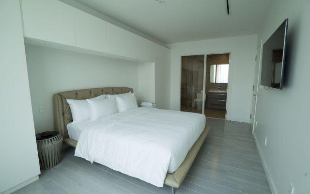 Отель Aparthotel Mihoki Хошимин комната для гостей