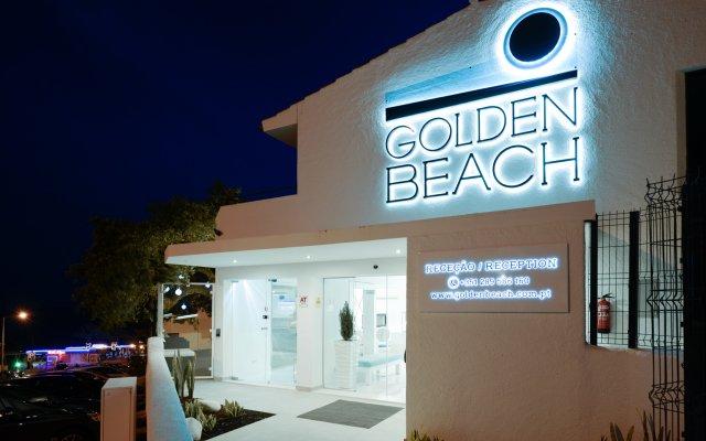 Отель 3HB Golden Beach вид на фасад