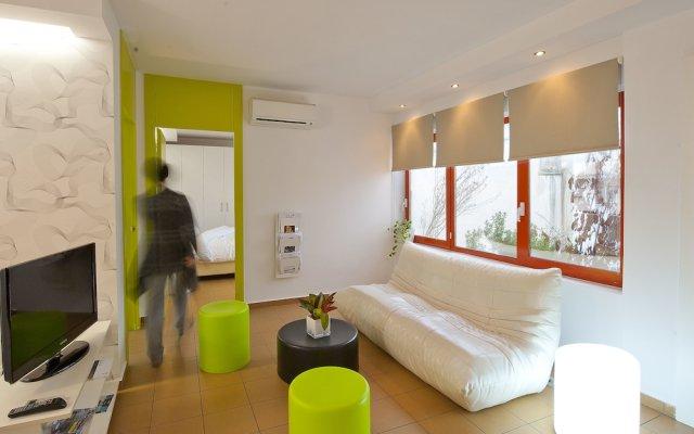 Отель The Hub Athens комната для гостей