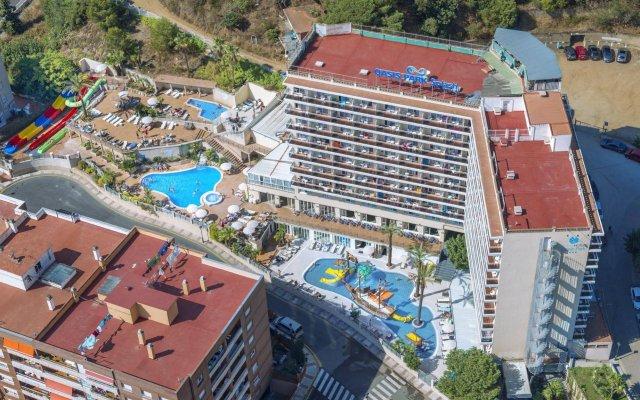 Hotel Serhs Oasis Park вид на фасад