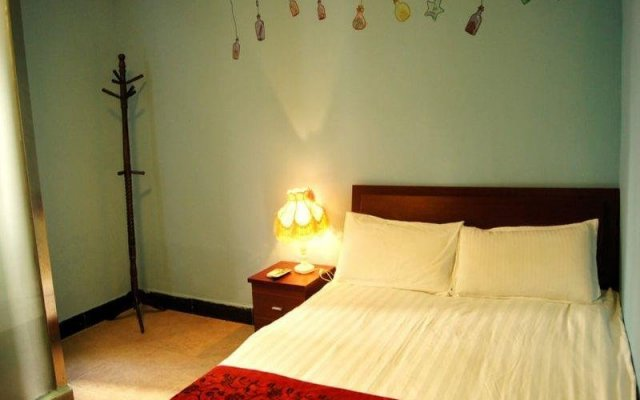 Отель Lin Hai Yard Inn Сямынь комната для гостей