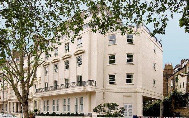 Отель Europa House Apartments Великобритания, Лондон - отзывы, цены и фото номеров - забронировать отель Europa House Apartments онлайн вид на фасад