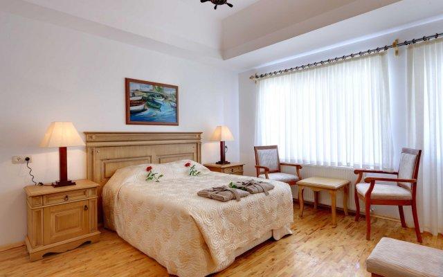 Отель Ugurlu Thermal Resort Spa & Kaplica Kur Merkezi Газиантеп комната для гостей