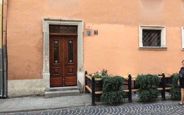 Апартаменты Львова вид на фасад