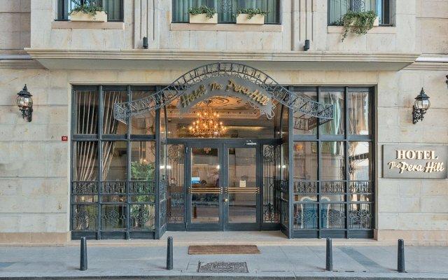 The Pera Hill Турция, Стамбул - 4 отзыва об отеле, цены и фото номеров - забронировать отель The Pera Hill онлайн вид на фасад