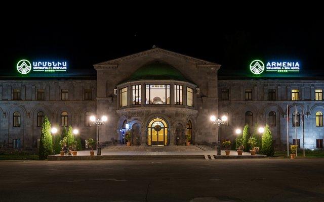 Отель Армения Армения, Джермук - отзывы, цены и фото номеров - забронировать отель Армения онлайн вид на фасад