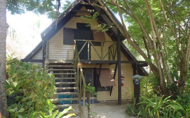 Отель Robinson Crusoe Island Фиджи, Вити-Леву - отзывы, цены и фото номеров - забронировать отель Robinson Crusoe Island онлайн вид на фасад