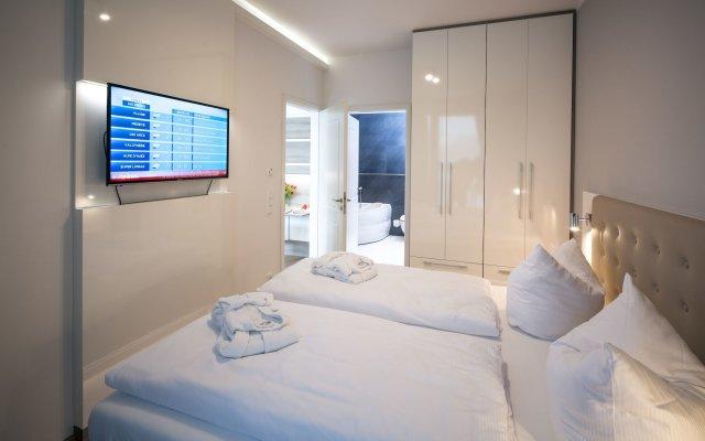 Отель Residenz am Zwinger комната для гостей