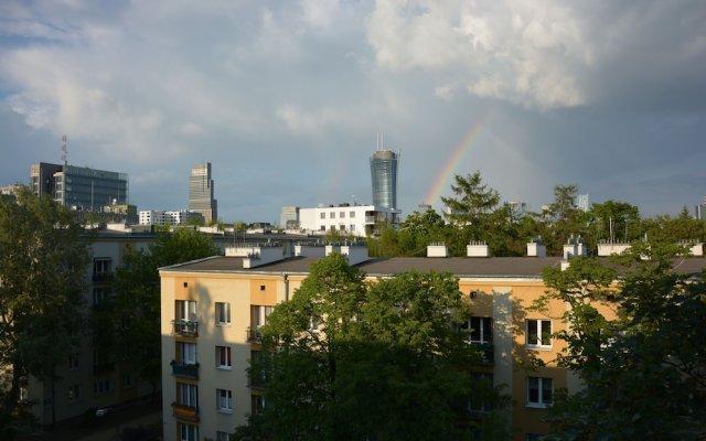 Отель Labo Apartment Польша, Варшава - отзывы, цены и фото номеров - забронировать отель Labo Apartment онлайн вид на фасад
