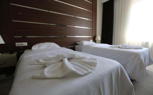 Janet Hotel Ургуп комната для гостей