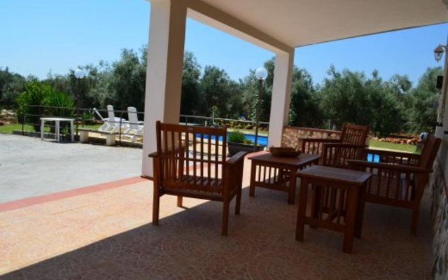 Отель Villa With 2 Bedrooms in Floridia, With Private Pool, Enclosed Garden and Wifi - 12 km From the Beach Флорида