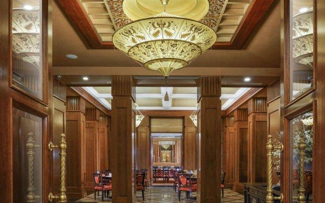Отель Vinpearl Luxury Nha Trang Вьетнам, Нячанг - 1 отзыв об отеле, цены и фото номеров - забронировать отель Vinpearl Luxury Nha Trang онлайн интерьер отеля