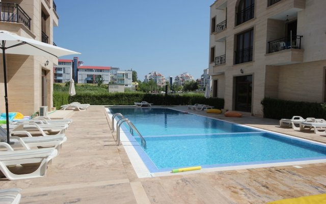 Апартаменты Menada Amara Apartments Солнечный берег бассейн