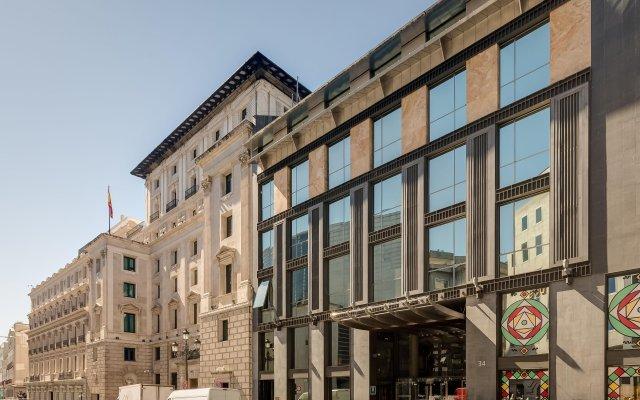 Отель Urban Испания, Мадрид - 10 отзывов об отеле, цены и фото номеров - забронировать отель Urban онлайн вид на фасад