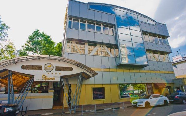 Гостиница Брайтон в Москве - забронировать гостиницу Брайтон, цены и фото номеров Москва вид на фасад