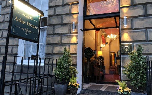 Отель Caravel Guest House Великобритания, Эдинбург - отзывы, цены и фото номеров - забронировать отель Caravel Guest House онлайн вид на фасад