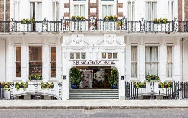 Avni Kensington Hotel вид на фасад