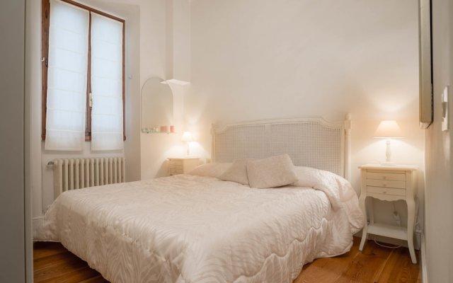 Апартаменты Novella Apartments – Vacchereccia Флоренция комната для гостей
