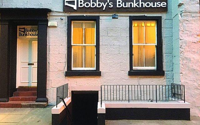 Отель Bobby's Bunkhouse - Hostel Великобритания, Эдинбург - отзывы, цены и фото номеров - забронировать отель Bobby's Bunkhouse - Hostel онлайн вид на фасад