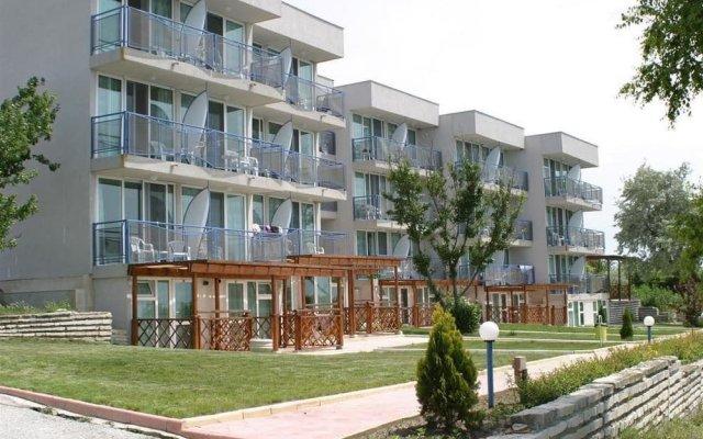 Hotel White Lagoon - All Inclusive вид на фасад