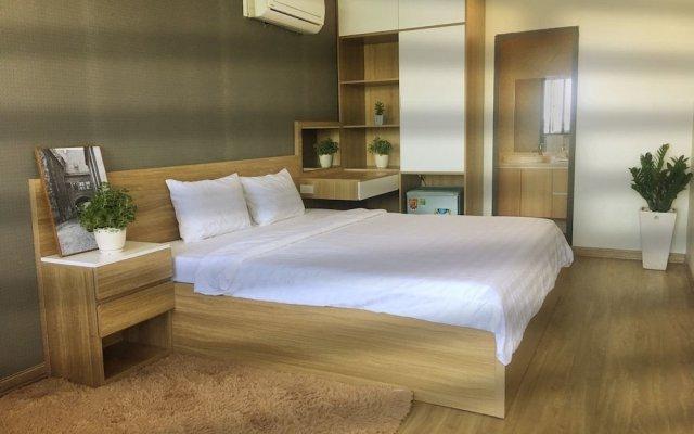 Bamboo Hotel & Apartments - Hostel комната для гостей