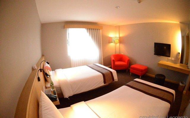 Hotel Vista Express Бангкок комната для гостей