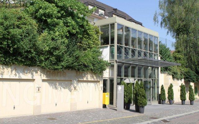 Отель ENGIMATT Цюрих вид на фасад