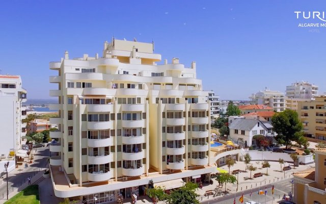 Algarve Mor Hotel вид на фасад