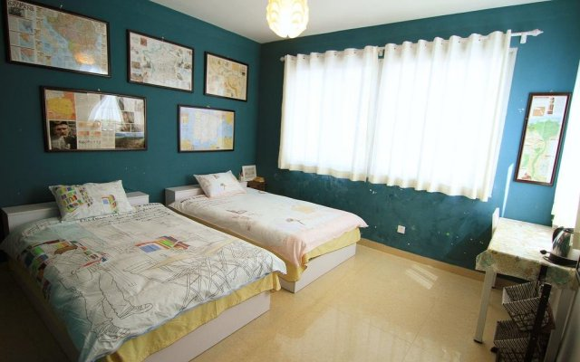 Отель Goodn8 Love Guest House (Map Inn) комната для гостей