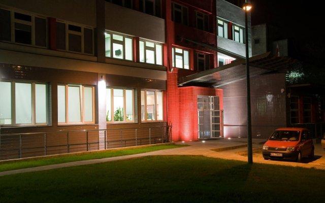 Hostel Molo вид на фасад